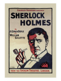 Sherlock Holmes: The Lyceum Theatre, London Wall Decal by John Stewart Browne