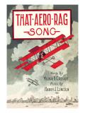 That Aero Rag Song Wall Decal