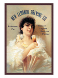 New Lebanon Brewing Company Wall Decal