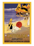 Cattolica Wall Decal