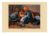 Rhazes Wall Decal by Robert Thom