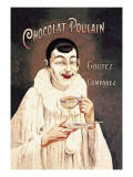 Chocolat Poulain: Taste and Compare Wall Decal