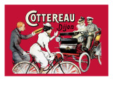 Cottereau Dijon Wall Decal