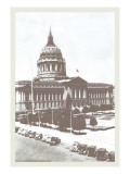 City Hall, San Francisco, California Wall Decal