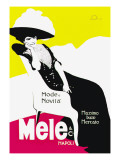 Mele and Co. Wall Decal by Aleardo Terzi