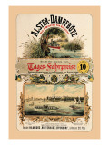 Alster Steamboat Service Wall Decal