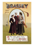 Brassey Wall Decal