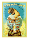 The Kamm and Schellinger Brewing Company: Challenge the World Wall Decal
