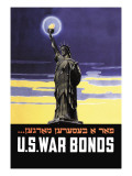 U.S. War Bonds for a Better Tomorrow Wall Decal