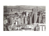 Oakland Bay Bridge, San Francisco, California Wall Decal
