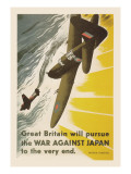 War Against Japan Wall Decal