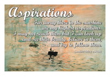 Aspirations Wall Decal