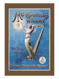 Mcconnell&#39;s Whisky Wall Decal by Howard Davie