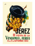 Jerez Fiesta de la Vendimia III Wall Decal by Nike
