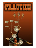 Practice Wall Decal