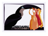 Hermanns Und Froitzheim Wall Decal by Klinger