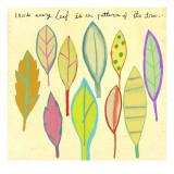Inside Every Leaf Wallstickers