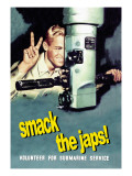 Smack the Japs! Wallsticker
