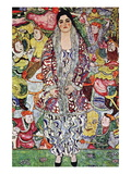 Portrait of Frederika Maria Beer Wall Decal by Gustav Klimt