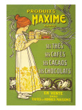 Produits Maxime Wall Decal