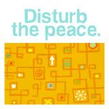 Disturb the Peace - Duvar Çıkartması