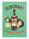 Dubonnet Vin Tonique au Quinquina Wall Decal