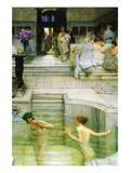 A Favorite Tradition Wall Decal by Sir Lawrence Alma-Tadema