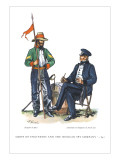 Corps of Engineers and the Mexican Spy Company, 1847 Wall Decal
