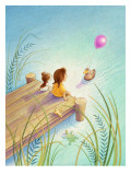 Ducky To the Rescue Wall Decal