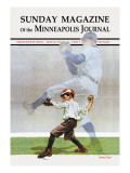 Sunday Magazine of the Minneapolis Journal: Some Day Wall Decal
