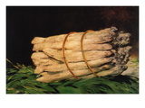 Asparagus Wall Decal by douard Manet