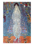 Baroness Elizabeth Wall Decal by Gustav Klimt