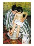 The Bath Wall Decal by Mary Cassatt