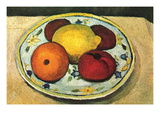 Still Life Fruit Wall Decal by Paula Modersohn-Becker