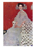 Fritza Reidler Klimt Wall Decal by Gustav Klimt