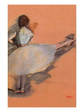 Ballet Dancer Wall Decal by Edgar Degas