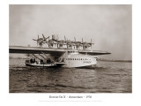 Barco Voador (Amsterdã 1930) Adesivo de parede
