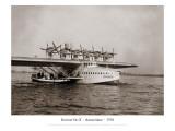 Barco Voador (Amsterdã 1930) Decalques de parede