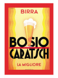 Birra Bosio Caratsch Wall Decal