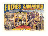 Freres Zamacois Wall Decal