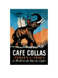 Cafe Collas Wall Decal