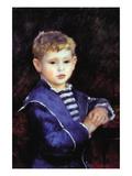 Portrait of Paul Haviland Wall Decal by Pierre-Auguste Renoir