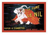 Je Ne Fume Que le Nil Wall Decal