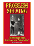 Problem Solving Wall Decal