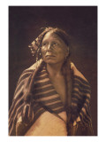 Grey Hawk, Taos Man Wall Decal by Carl And Grace Moon