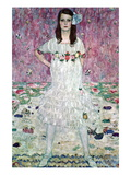 Eugenia Primavesi Wall Decal by Gustav Klimt