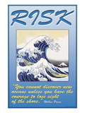 Risk Wall Decal