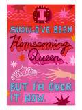 Homecoming Queen Wall Decal