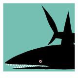 Black Shark Wall Decal