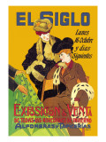 El Siglo: Exposicion y Venta Wall Decal by Milo Winter